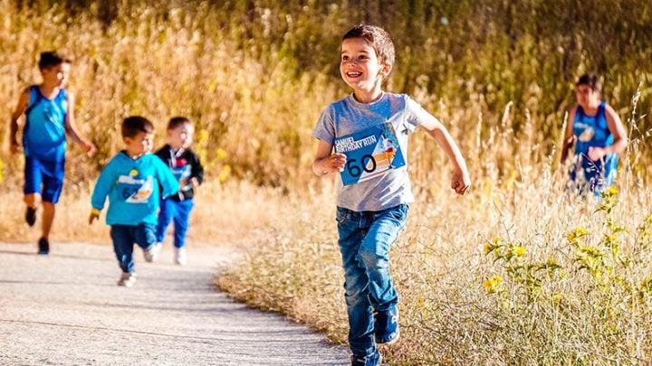 Kinderolympiade – Mögen Die Spiele Beginnen