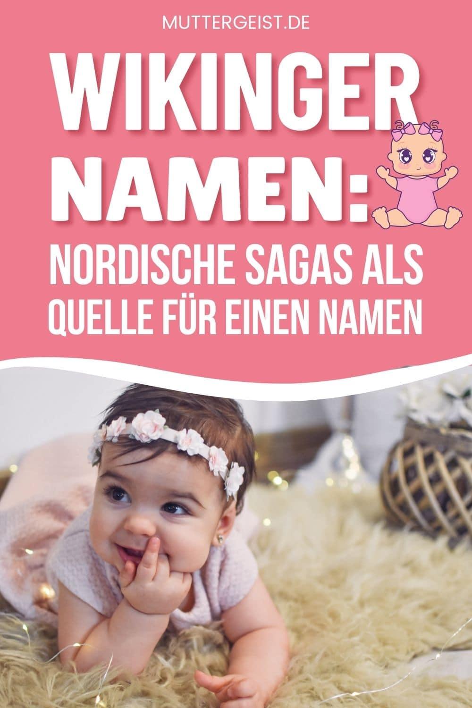 Wikinger Namen – Nordische Sagas als Quelle für einen Namen Pinterest